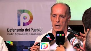 Alejandro Amor reclamó por la suba de tarifas