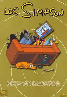 Los Simpsons Temporada 10