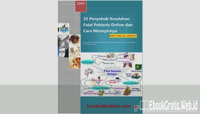 Ebook 25 Kesalahan Fatal Pembisnis Online dan Cara Menepisnya