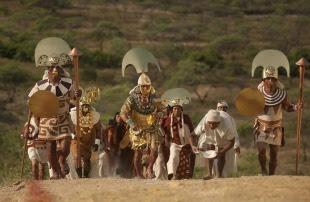 Moche tribe