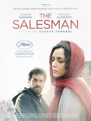 The Salesman (Forushande) Movie Poster 1