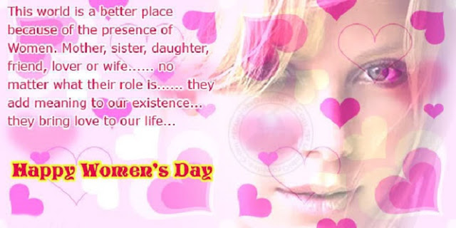 happy women's day poems