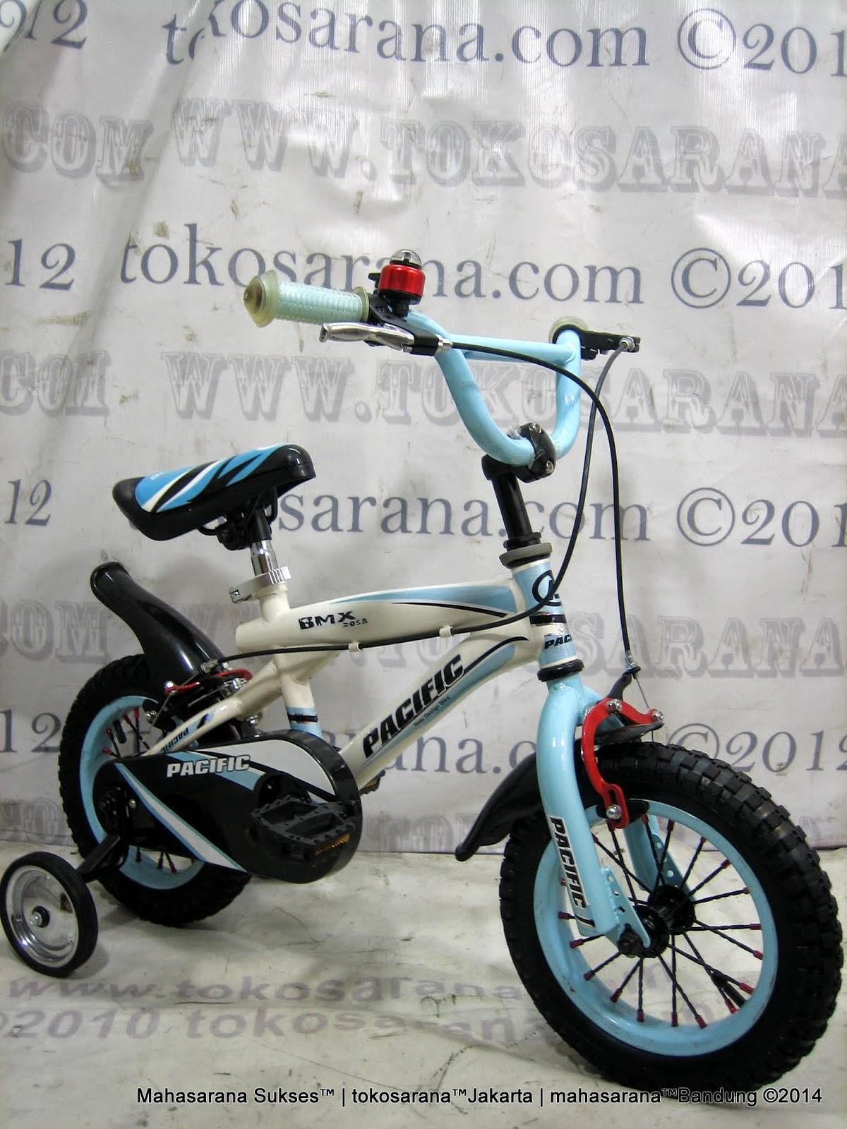 tokosarana™ | Mahasarana Sukses™: Sepeda Anak Pacific 12