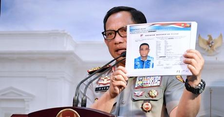 Kapolri Yakin Tak Ada Jenderal Polisi Terlibat Kasus Penyerangan Novel