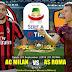 Agen Bola Terpercaya - Prediksi Milan Vs Roma 1 September 2018