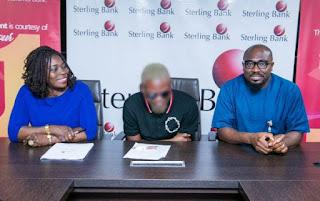Olamide named sterling bank ambassador