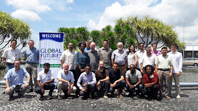 At IRRI: IFPRI project holds policy writeshop for food and agriculture