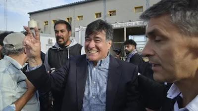 """Liberaron a Carlos Zannini, quien estaba detenido por fuera de toda legalidad: """"Estuve detenido por la voluntad de los que mandan y el temor de algunos jueces"""""""