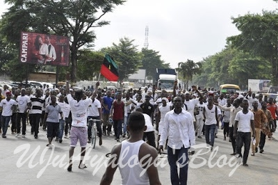 Police in Red Alert Over Planned Actions by Biafra Agitators on May 30