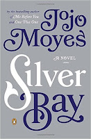 Silver Bay by Jojo Moyes book cover