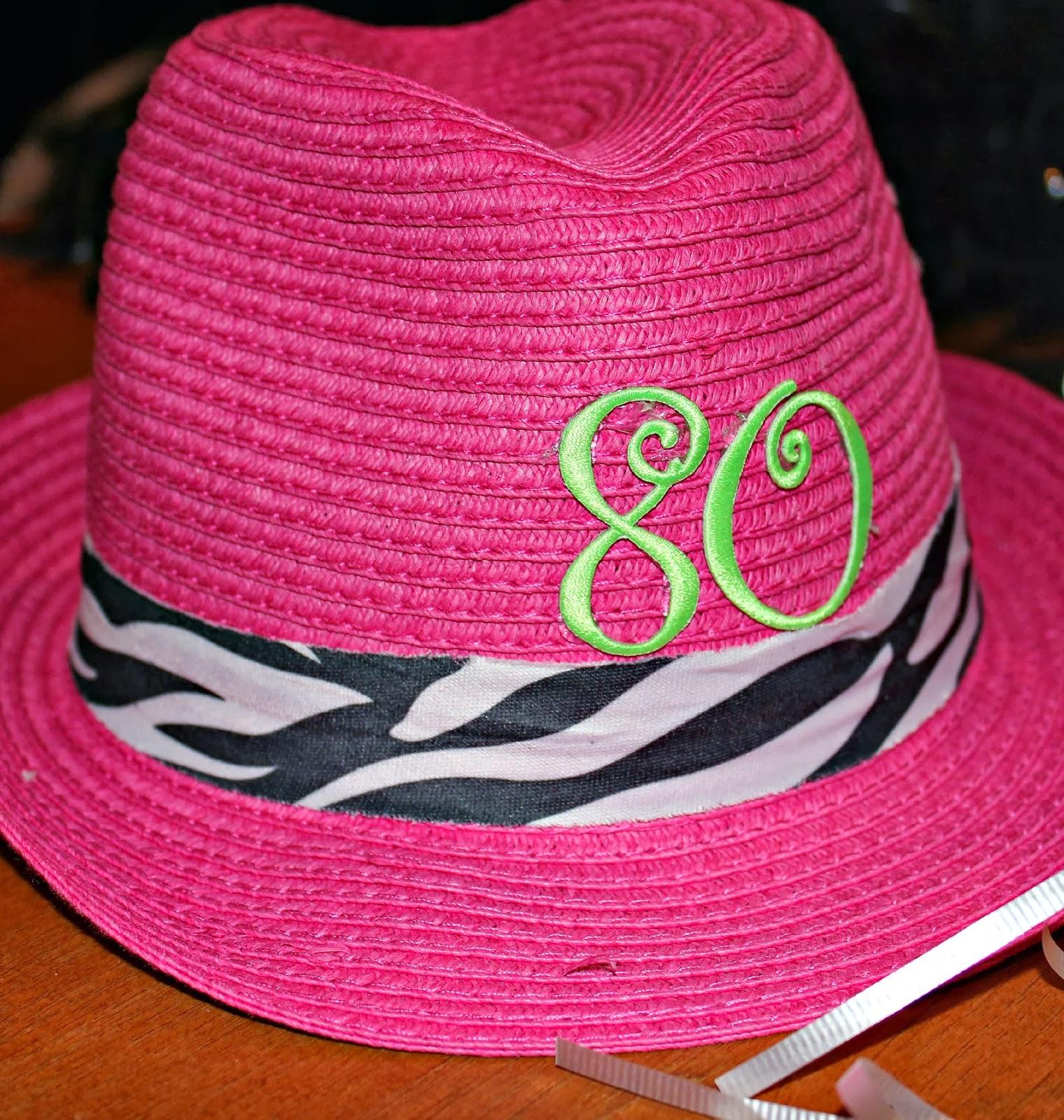 Gran And Aunt Ellen Wore Black Feather Boas 80th Birthday Hats