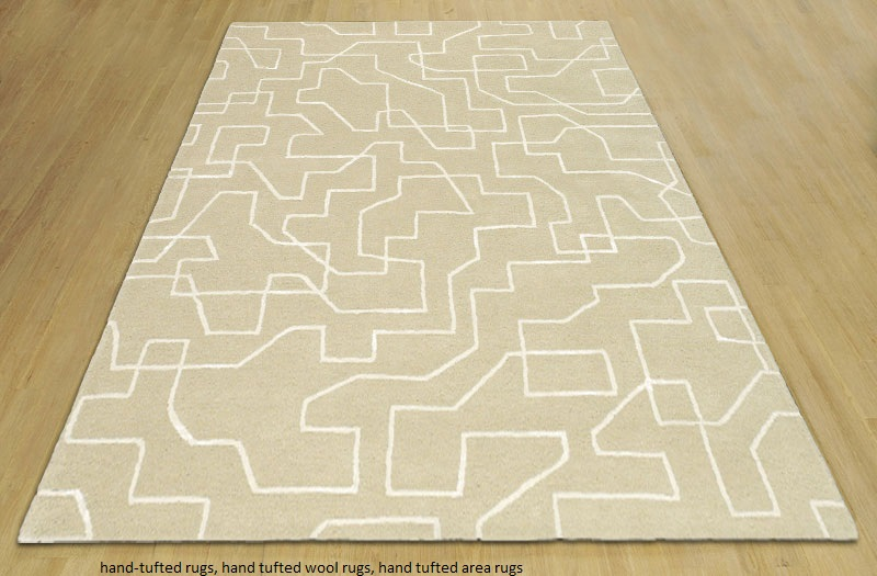 Hand-tufted Rugs india, hand-tufted carpets in india ...