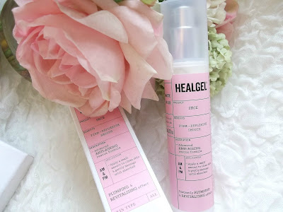 HealGel Face review