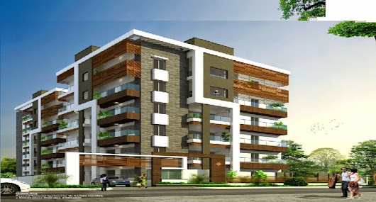New premium flats for sale at Banjara Hills