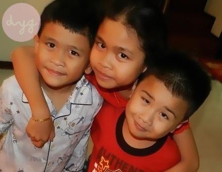 Tiga Budak