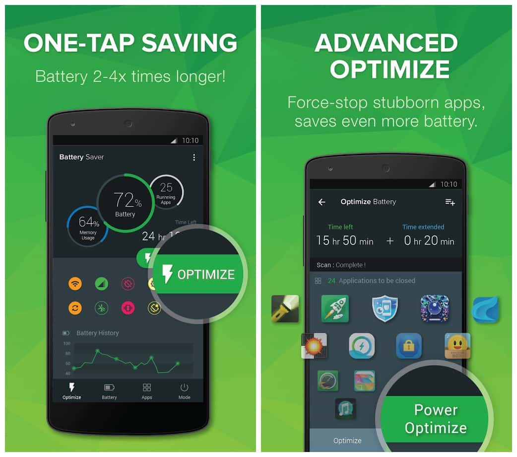 Du battery saver app download for android.