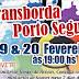 Vários Cantores e pregadores se encontraram nesta sexta feira no Transborda Porto