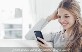 frases lindas para conquistar a una mujer