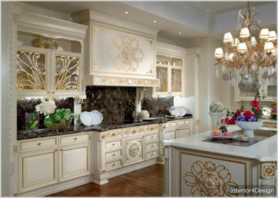 Classic Kitchen Decorations for Luxury Homes 17