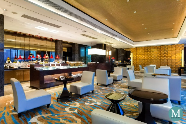 Executive Lounge at Hilton Guangzhou Tianhe