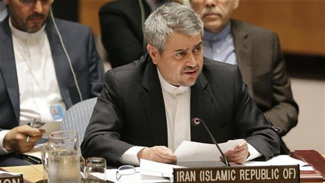 Iran's Gholam-Ali Khoshroo blasts attacks on world medical centers