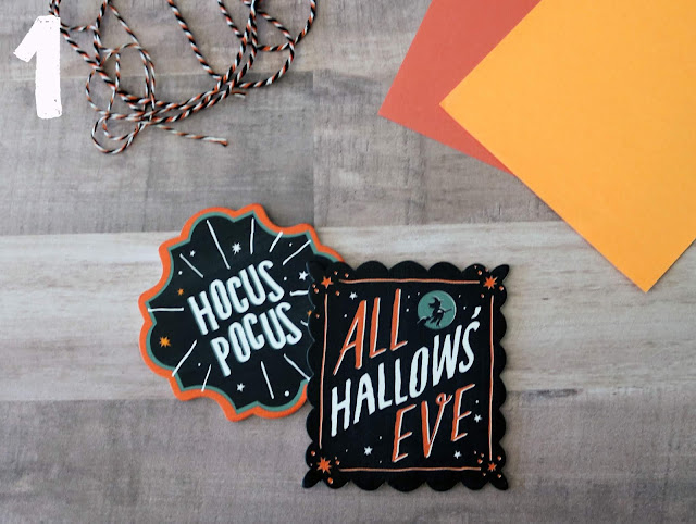 Halloween Ornament DIY