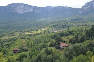 Bir Cide köyü.