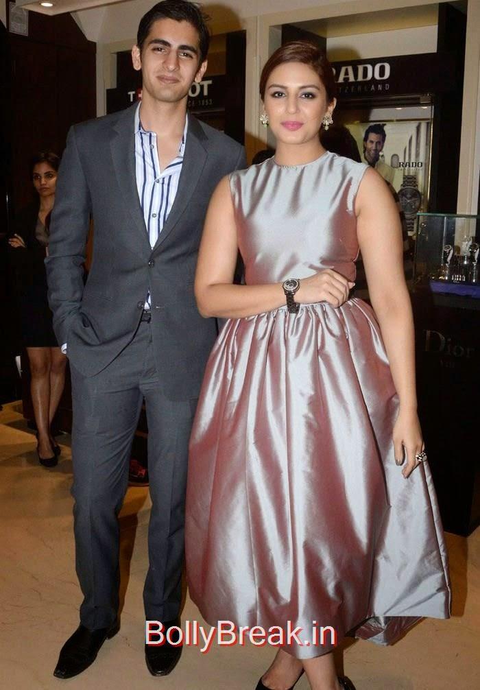 Elli Avram, Huma Qureshi Launch Dior Watches, Huma Qureshi Hot HD Images at Launch of  Dior Watches