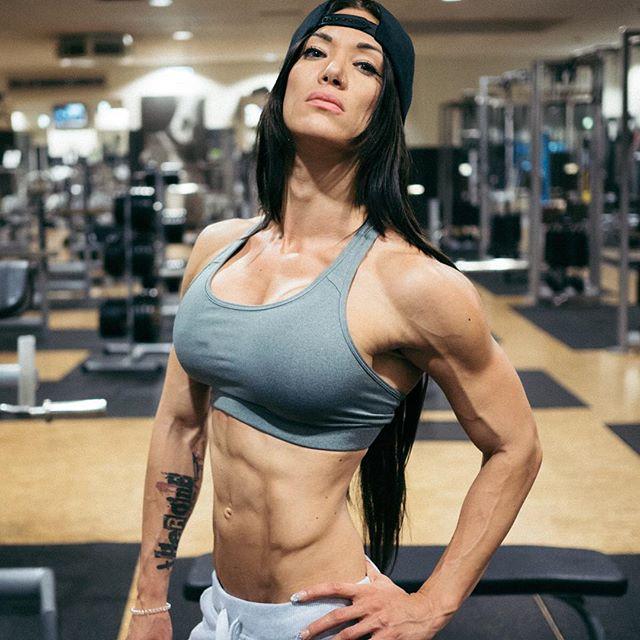 Calisthenics fitness nutrition Cornelia Ritzke
