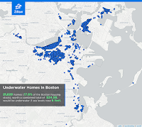 Underwater Homes in Boston (Credit: Zillow) Click to Enlarge.