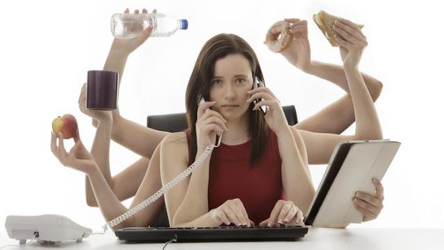 Ternyata Multitasking Nggak Bagus untuk Memori Otak