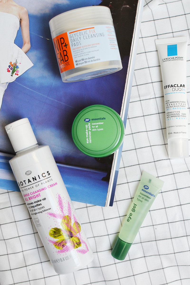 Boots Drugstore Skincare Haul | Colours and Carousels - Scottish Lifestyle, Beauty and Fashion blog