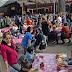 Gran afluencia de comensales registra la XXV Feria del Tamal