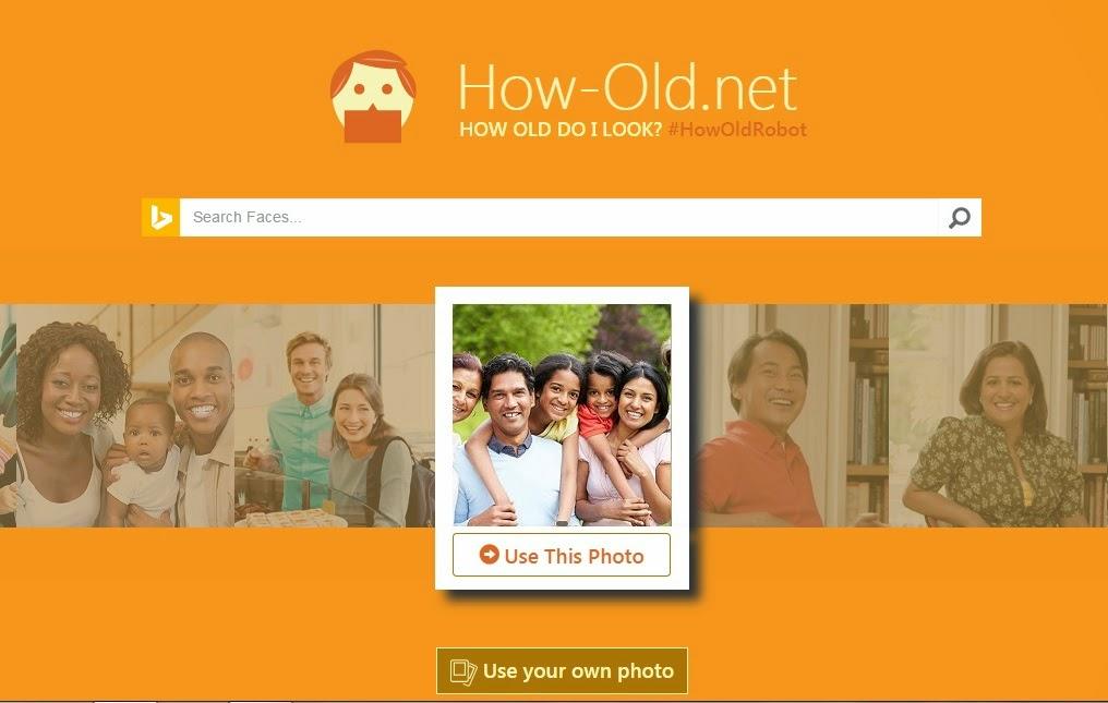 微軟How-Old.net,算出你的視覺年齡有多大|數位時代