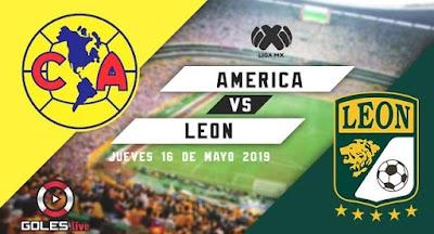 ¡Con un pie a la final! León venció 1-0 al América por el partido de ida de la semifinal de la Liguilla MX Clausura 2019