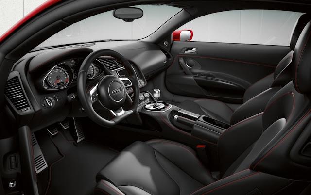 Cars audi r8 interior