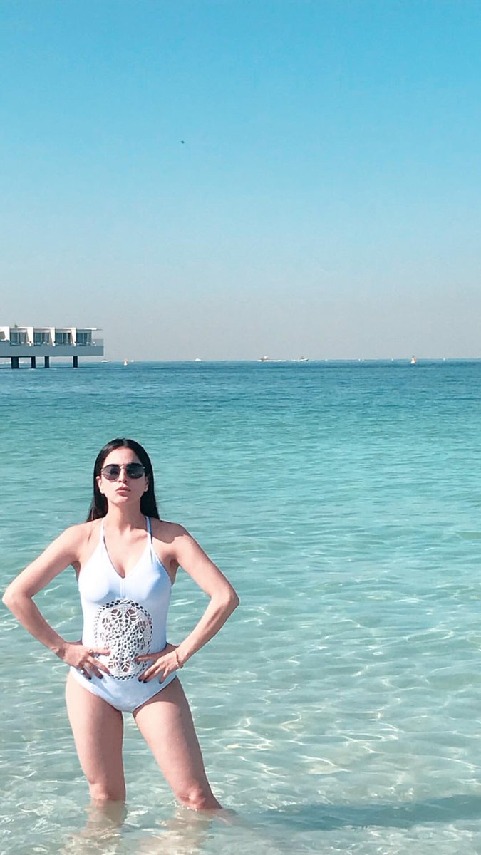 Actress Shraddha Arya Bikini Stills