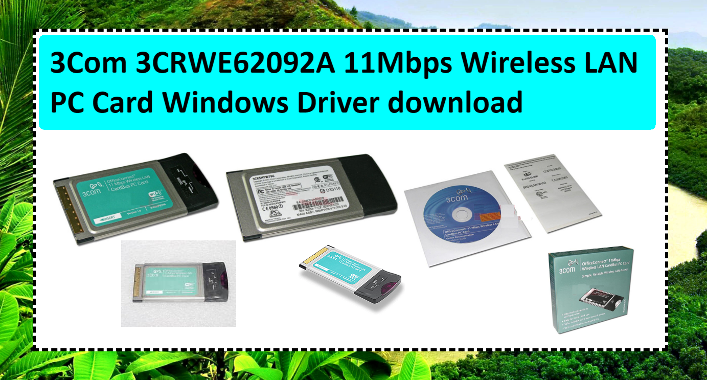 3COM 3CRSHPW796 DRIVER FOR WINDOWS DOWNLOAD