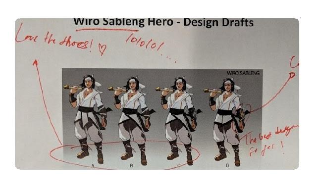 Karakter Hero Wiro Sableng Akan Hadir Di AOV?