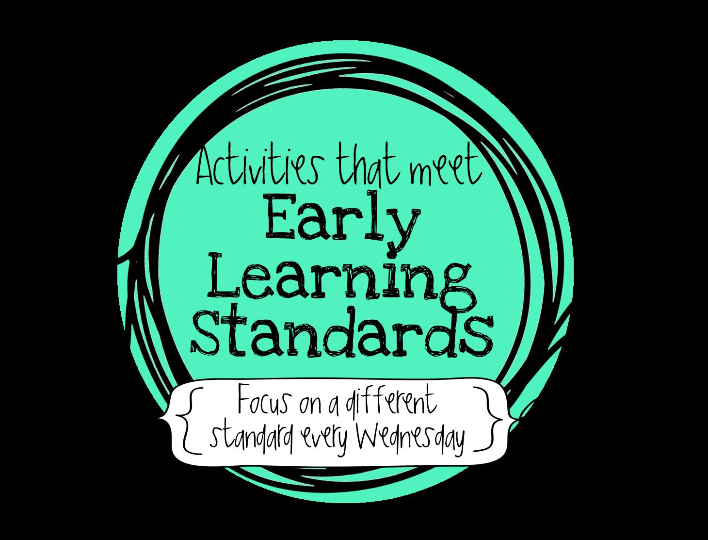 Preschool Ponderings: Preschool Activities that Meet ...