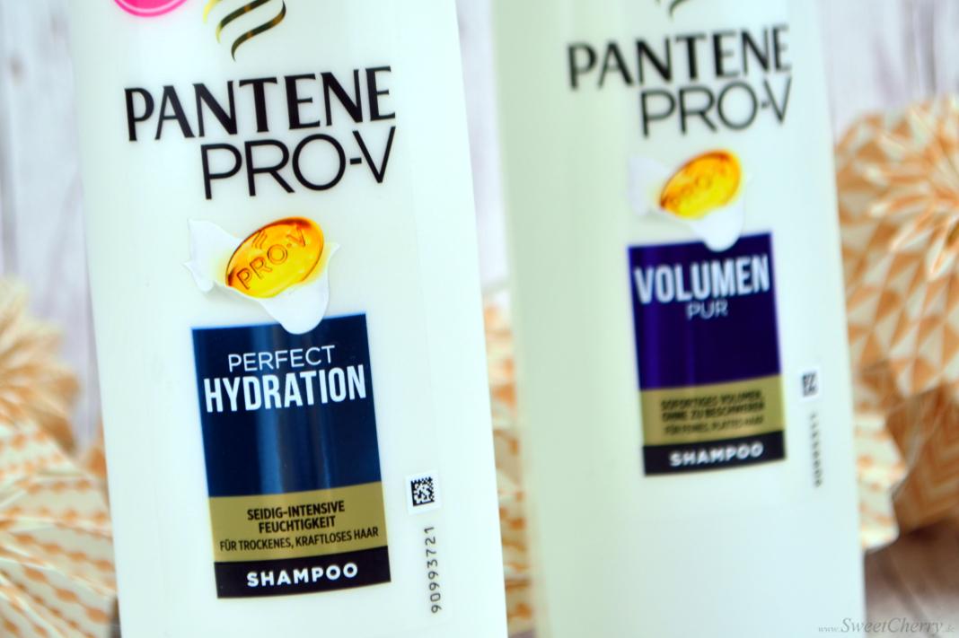 Das neue Pantene mit SMART Pro-V Formel