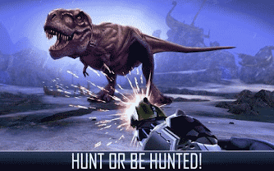 DINO HUNTER DEADLY SHORES (Unlimited Money) Mod Apk for Android