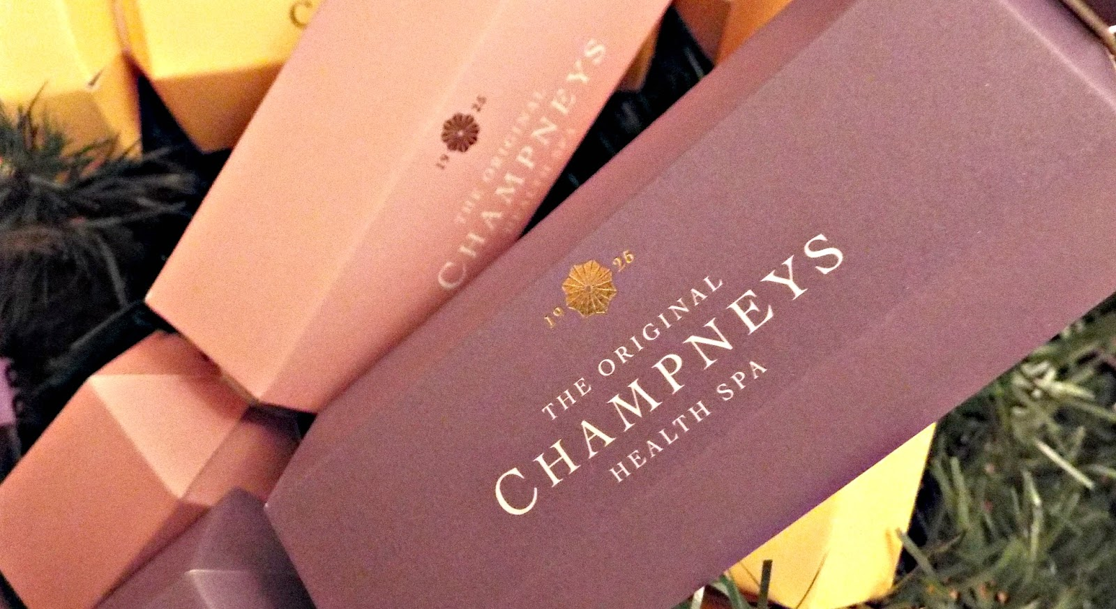 champneys christmas crackers review