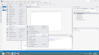 c - Koneksi Database Access Dengan Microsoft Visual Studio 2012