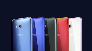 HTC U11 released, features a Snapdragon 835, 6 GB RAM and Edge Sense technology