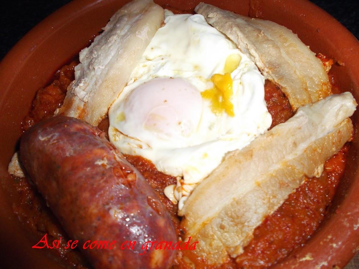 Asi Se Come En Granada Calabaza Frita - Recetas-de-calabaza-frita