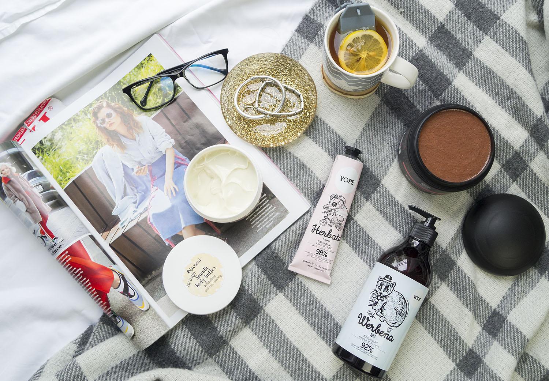 Festiwal kosmetyków naturalnych w Hebe - kilka nowości