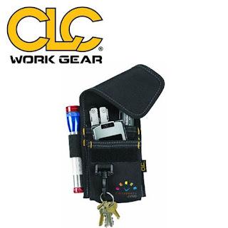 CUSTOM LEATHERCRAFT Multi-Purpose Mobile & Tool Holder Pouch