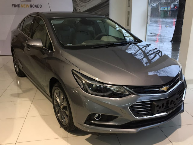 Chevrolet Cruze 2017 LTZ