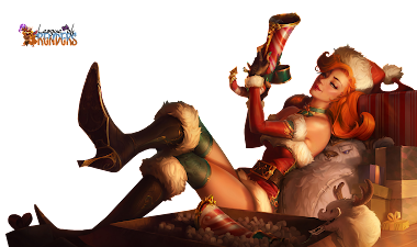 Candy Cane Miss Fortune Update v2